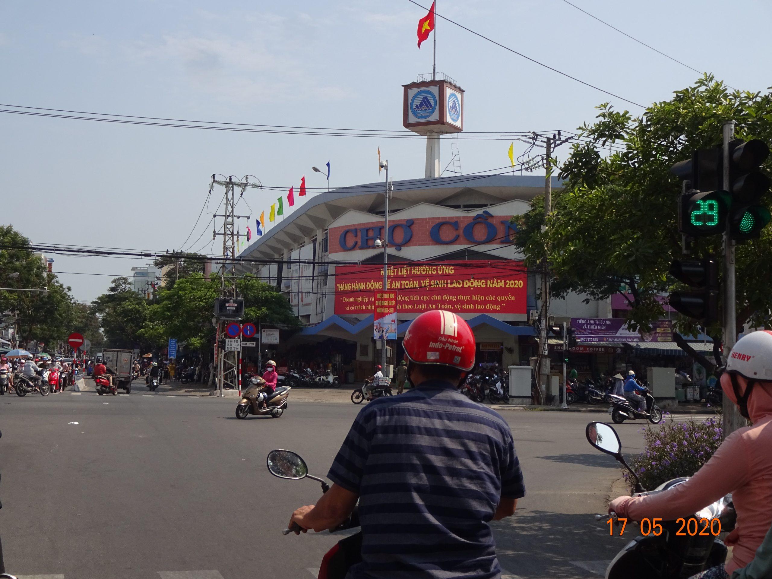 LED chợ Cồn - tp Đà Nẵng