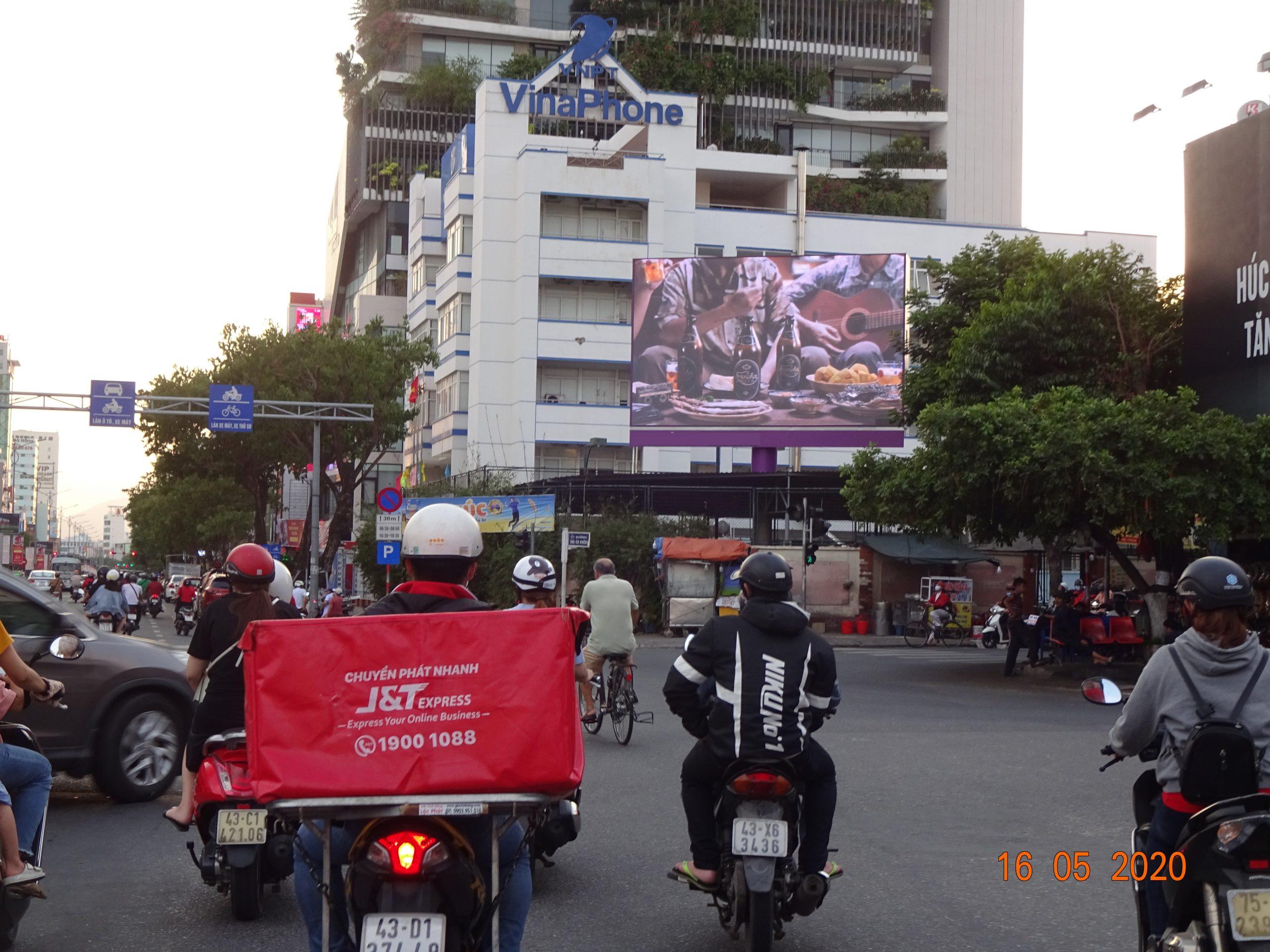 LED vòng xoay ngã 6, 50 Nguyễn Văn Linh - tp Đà Nẵng