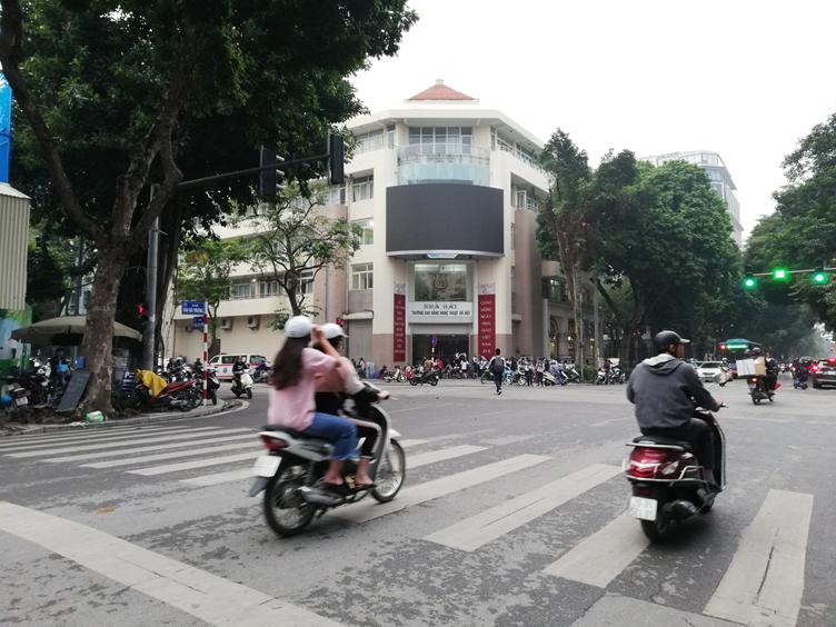 LED Phan Chu Trinh và Hai Bà Trưng - tp Hà Nội