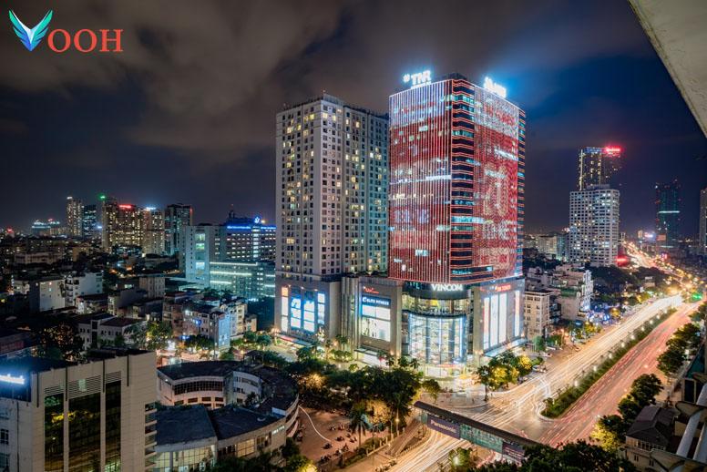 Led building, Tnr - Vincom 54 Nguyễn Chí Thanh